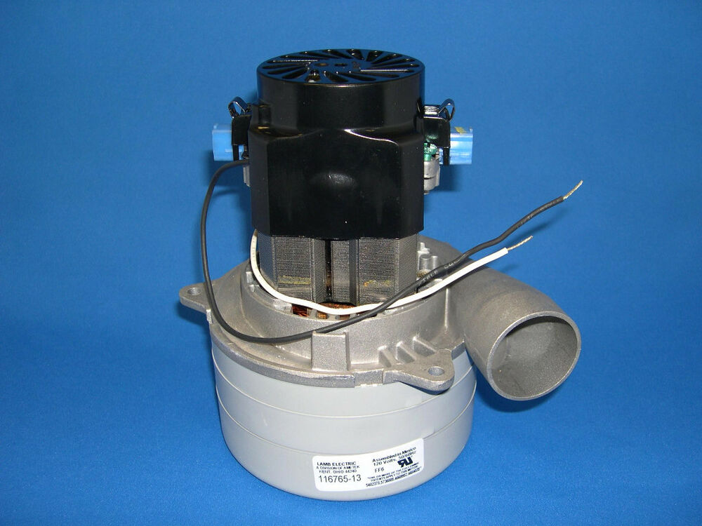 new ametek lamb beam central vacuum cleaner motor 116765