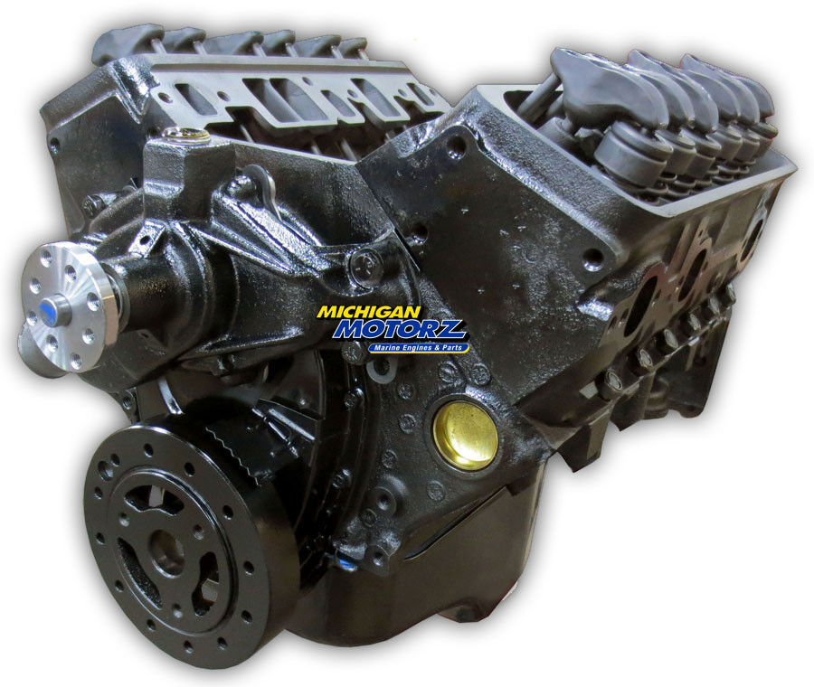 volvo penta 4 3l marine engine 1986 92 remanufactured. Black Bedroom Furniture Sets. Home Design Ideas