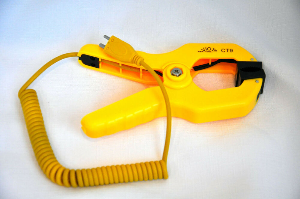 Type k thermocouple pipe clamp ft cable wire cord to