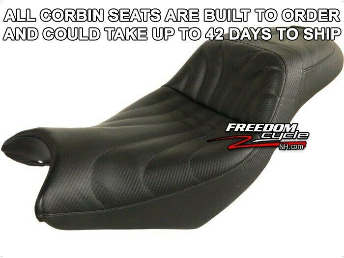 Corbin Motorcycle Seats For Kawasaki