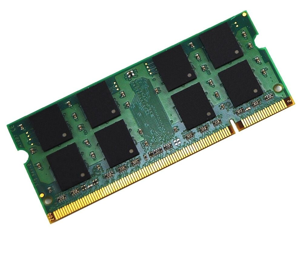 New 4GB PC2 6400S DDR2 800 800Mhz 200pin DDR2 Laptop