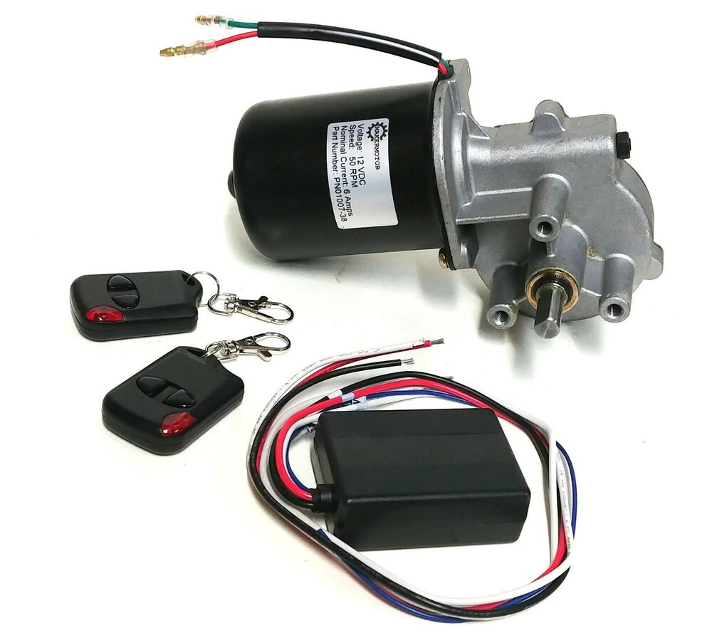 Makermotor 12v gear motor dc reversible remote control for 12 volt dc right angle gear motor