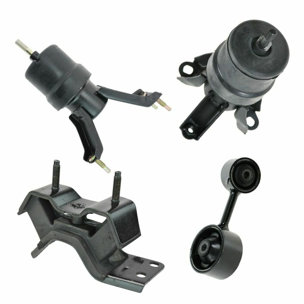 Engine Motor Transmission Mount Set Kit For 97 01 Camry Solara 2 2l Auto Trans Ebay