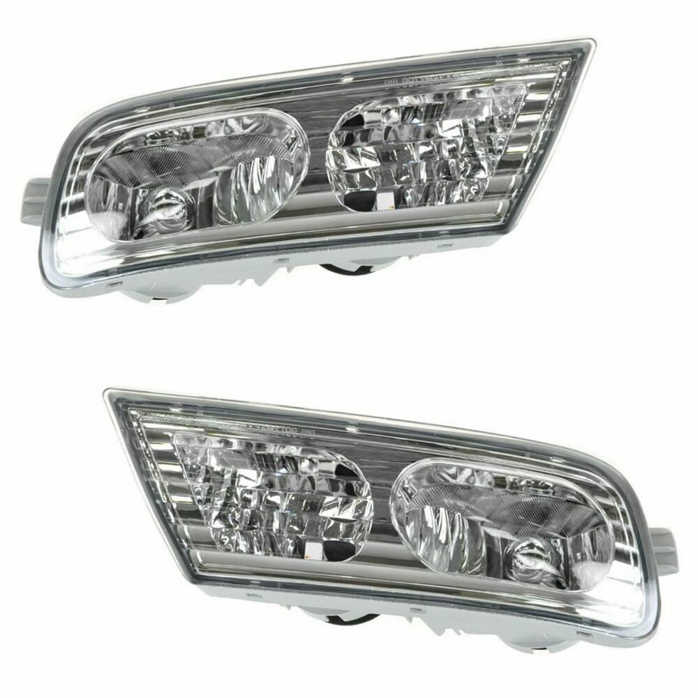 Fog Driving Light Lamp Pair For Acura MDX 2007 2008 2009