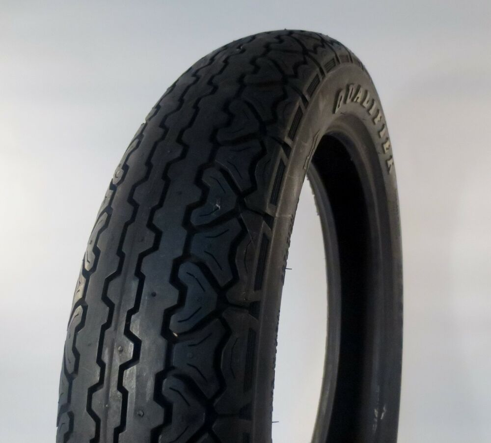 Motorcycle Rear Tire >> NOS DUNLOP K291T QUALIFIER RAISED WHITE LETTERS MR90 S18 FRONT TIRE | eBay