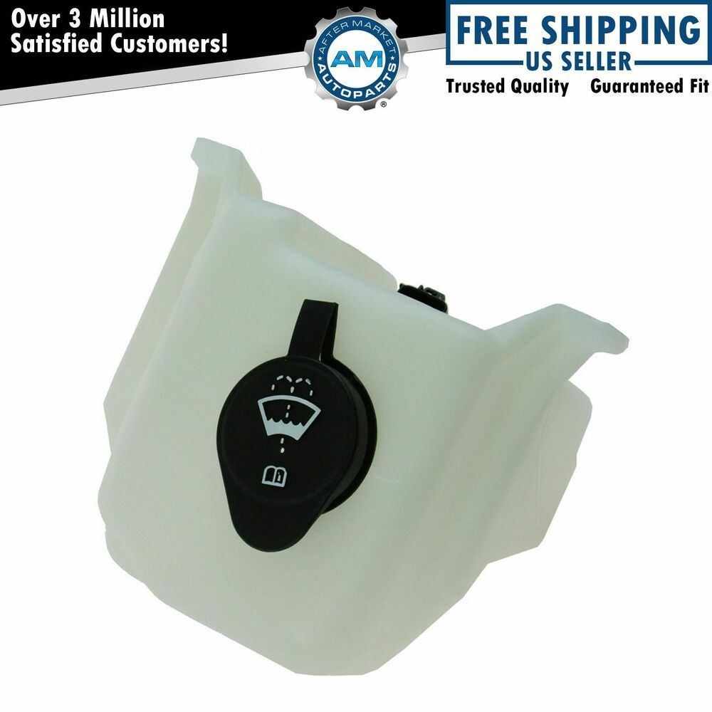 Windshield Washer Reservoir Bottle With Pump For 95 00