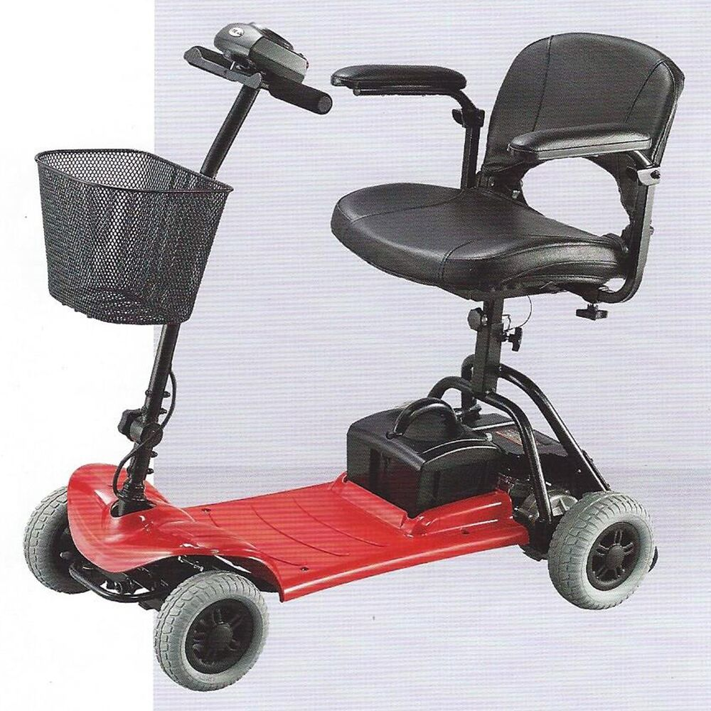 Merits roadster s740 micro electric mobility scooter 4 for Mobility chair
