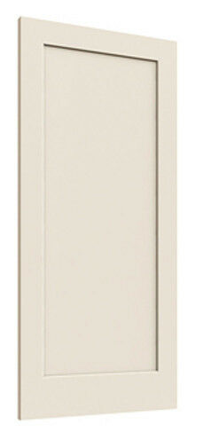 primed smooth solid core molded mdf wood interior doors prehung ebay