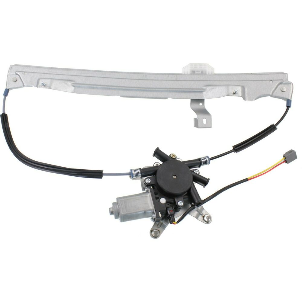 Power window regulator for 2002 2010 ford explorer rear for 2002 ford explorer window motor replacement