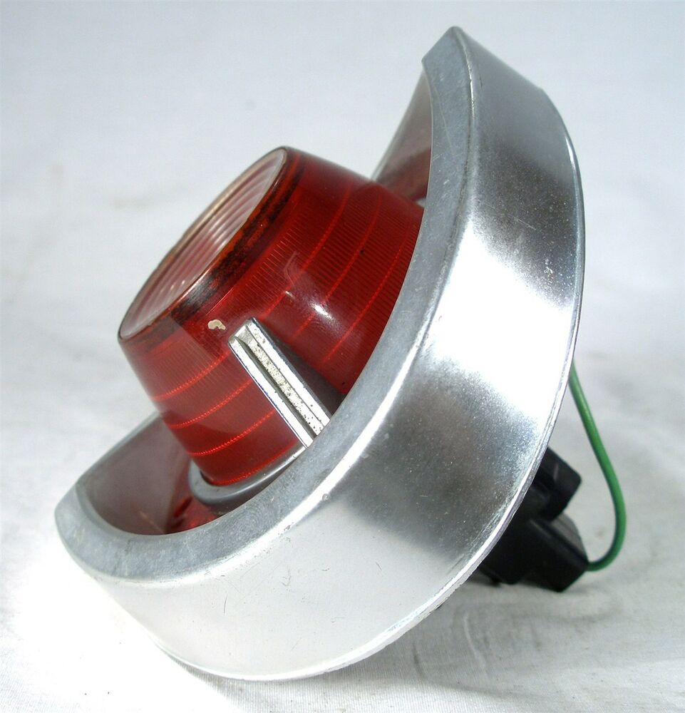 Tail Light Lens Assembly : Chevrolet chevy rb auto car back up tail light