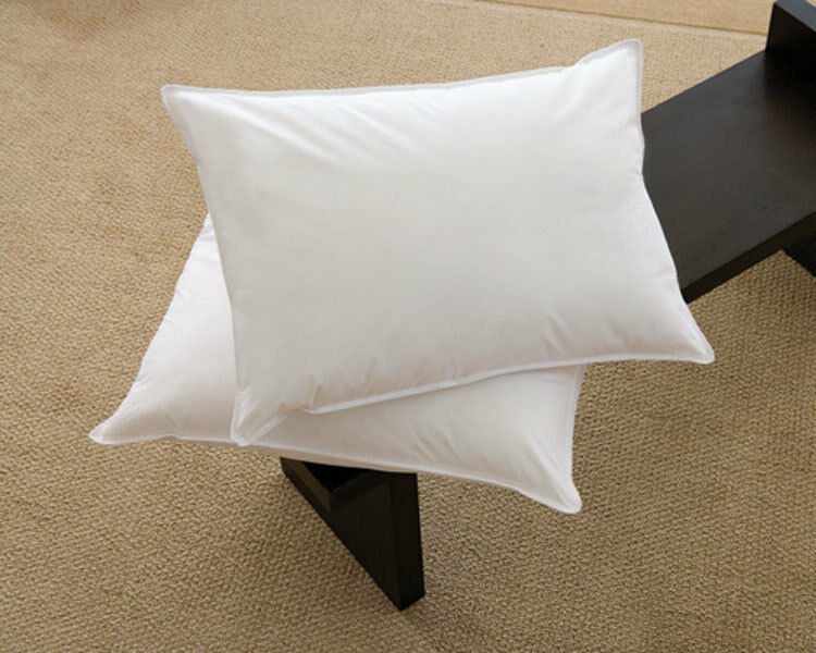 Downlite Hotel Pillow White Goose Down Amp Feather Chamber