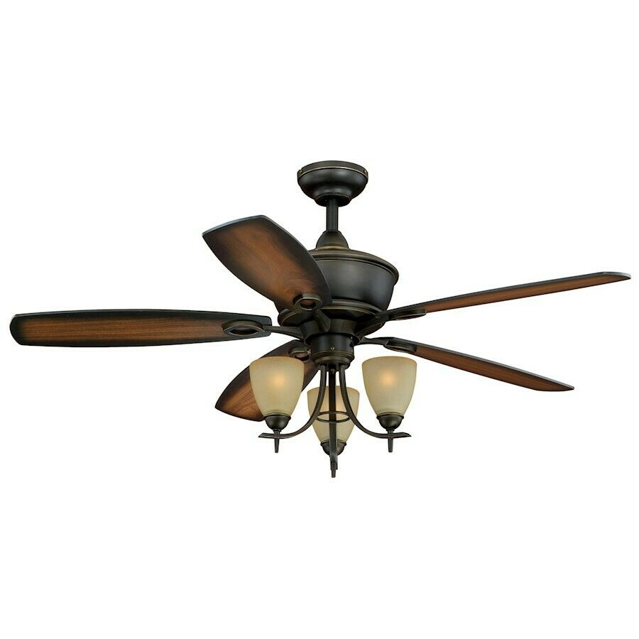 Vaxcel sebring 52 quot ceiling fan oil rubbed bronze fn52997or ebay