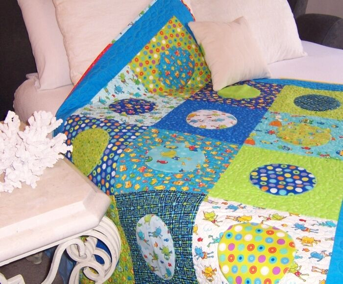 Quilt Patterns & More - Baby Bubbles Pattern ( 417P) FREE US SHIPPING eBay