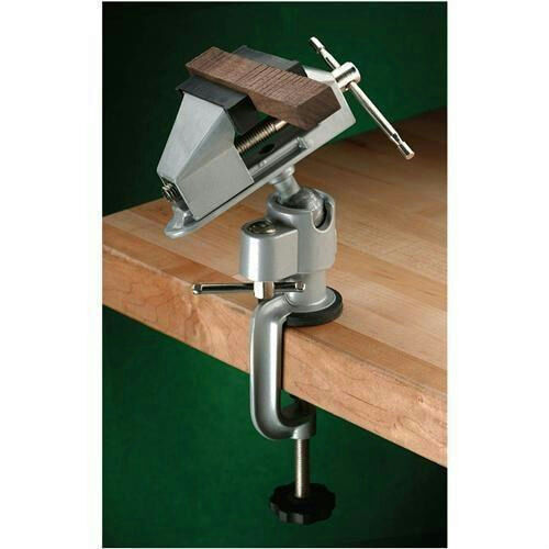 Handy 3 1 8 Quot Articulating Swivel Vise Pipe Clamp On