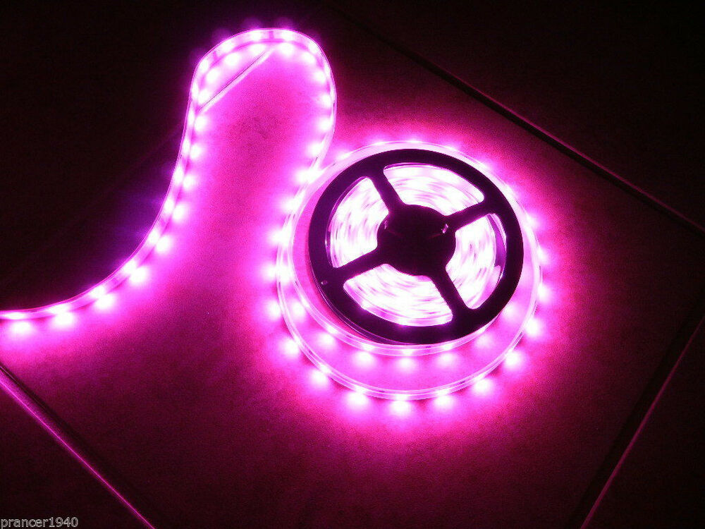 14 roll 12v led crazy lights system tape rope lighting chasing 229. Black Bedroom Furniture Sets. Home Design Ideas