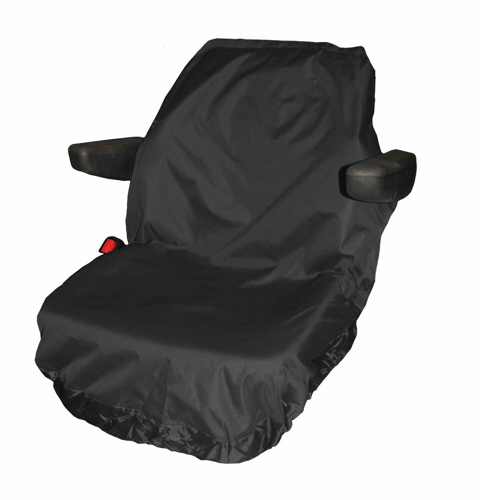 Tractor Seat And Seat Covers : Tractor forklift excavation equipment seat covers