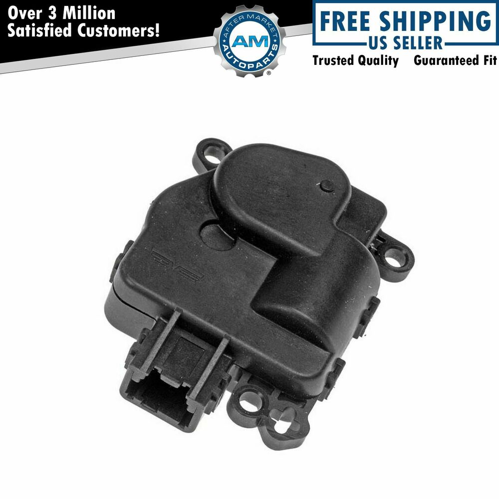 Hvac Auxiliary Heater Blend Door Air Actuator For Ford
