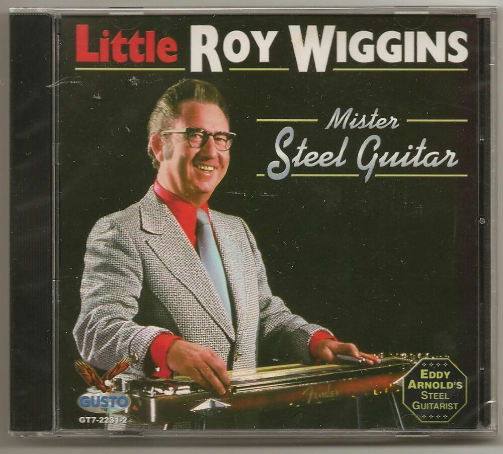 Little Roy Wiggins - Tribute To My Buddy George Morgan