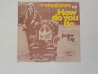 DIE WINDOWS -How Do You Do- 7""