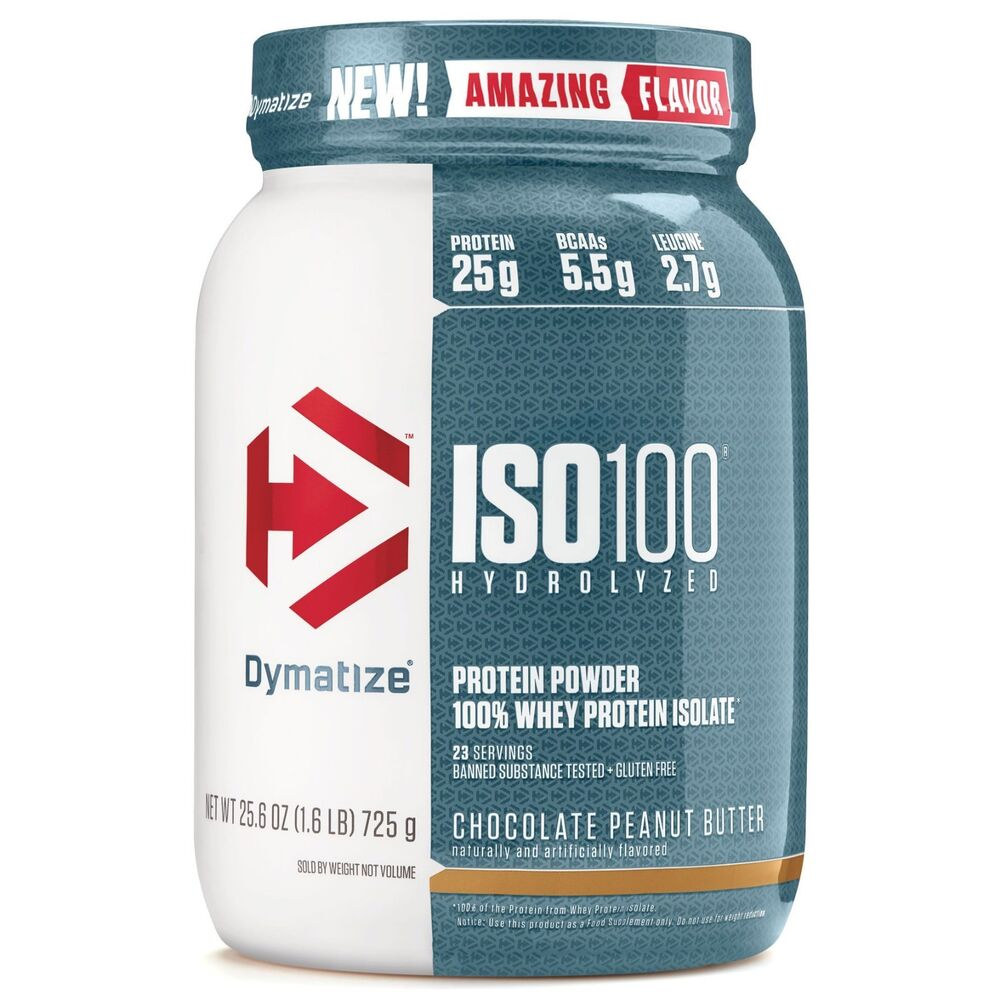 dymatize iso 100 hydrolyzed whey protein isolate 1 6 lbs 25 serves pick flavor ebay. Black Bedroom Furniture Sets. Home Design Ideas
