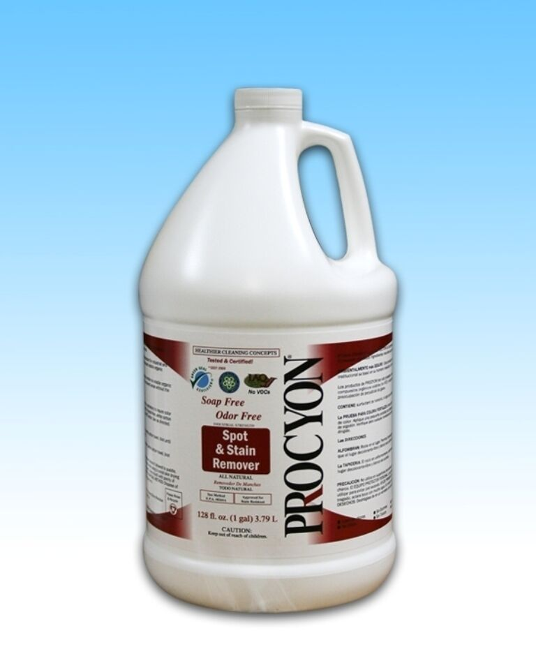 Procyon Spot and Stain Remover - Gallon SKU 82827 | eBay