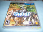 The Shoot  (Sony Playstation 3, 2010) new ps3