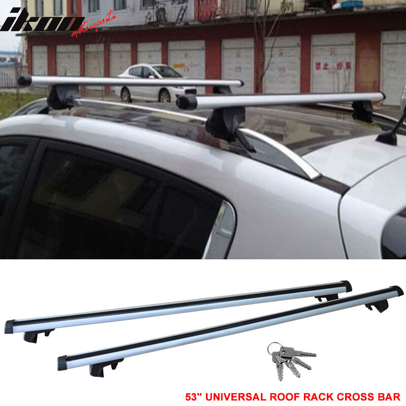 Fit For Free Shipping 53 Inch Aluminum Top Roof Rack Cross