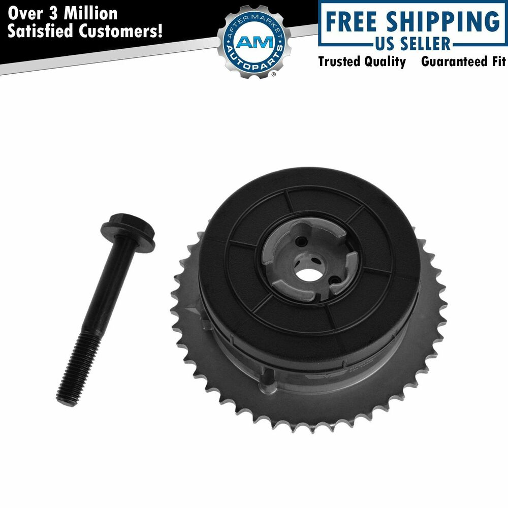 Exhaust Camshaft VVT Actuator Sprocket For Buick Chevy GMC