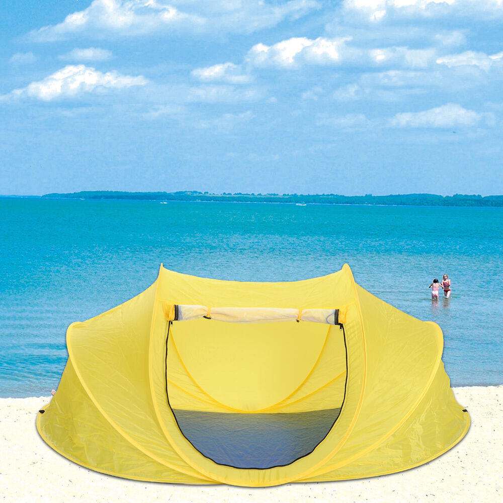 Portable Play Tent Pop Up Beach Shelter Toys Adventure