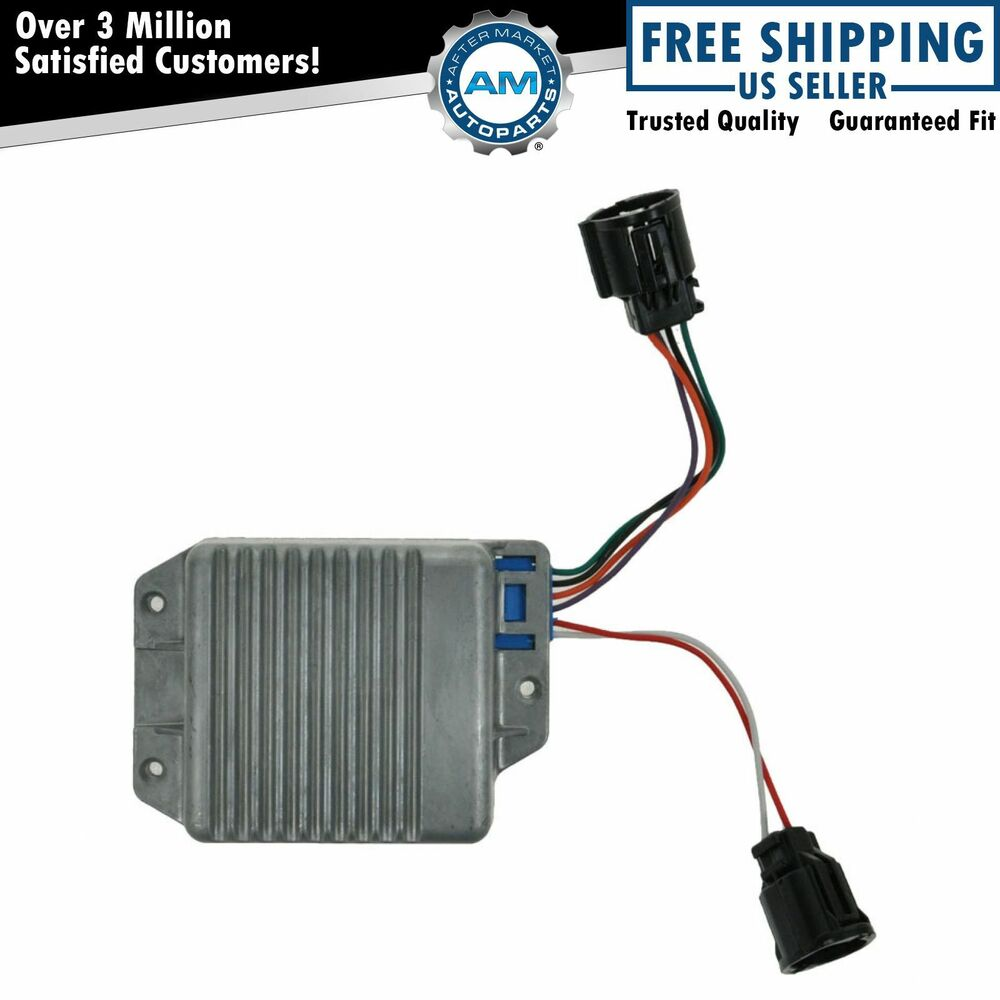 Wells F102 Suv Ignition Control Module Icm For Amc Ford