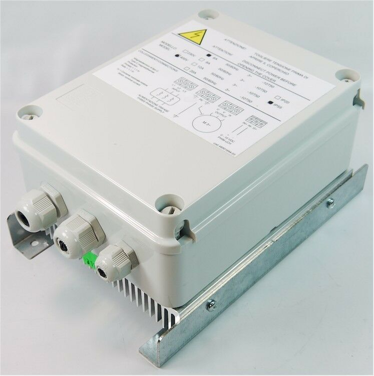 fan speed control carel fcs3064000 three phase fan speed controller ip55 28758