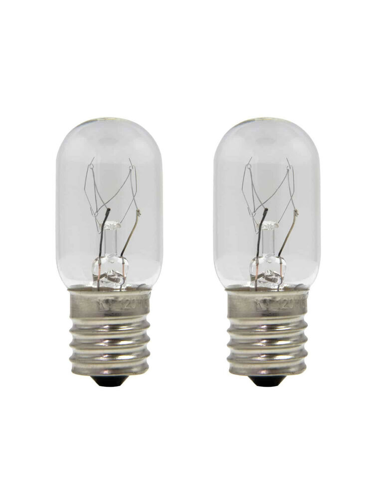 2 Pack Lava Lamp 15 Watt Replacement Bulbs For 10 Quot 8oz