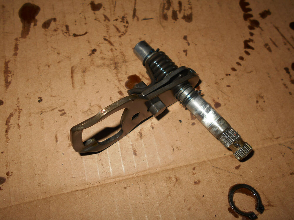 Spindle Shaft Gearbox : Honda xr xl gear shift spindle shaft