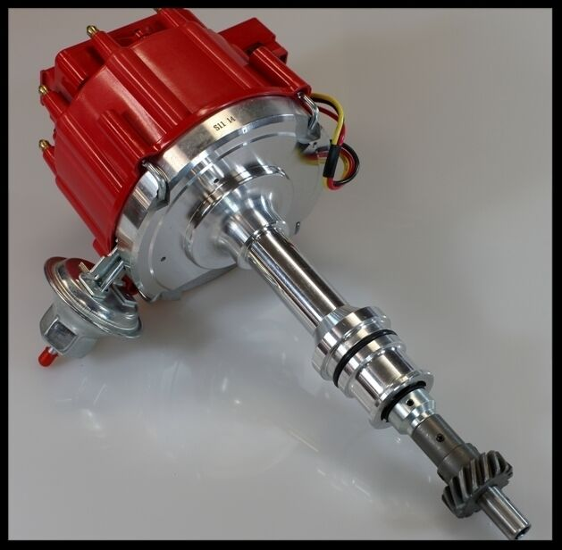 S L on 6 Cylinder Chevy Ignition