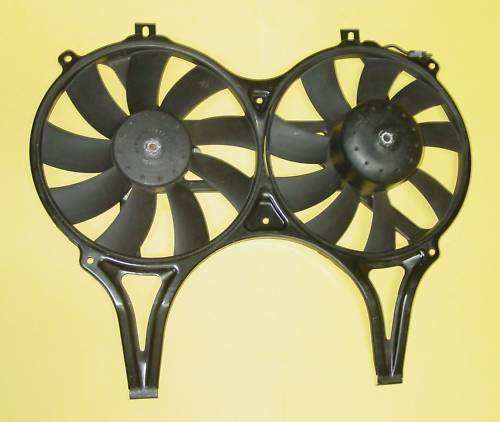 Genuine Auxiliary Condenser Cooling Electric Fan Motor 4