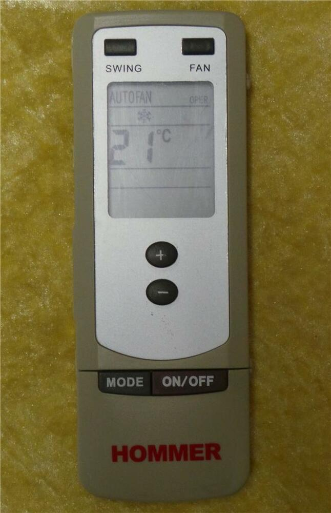 Replacement Remote Control For Gree Air Conditioner Y512