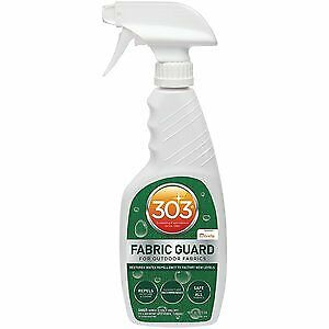 303 high tech fabric guard water repellent 16oz protects car seats upholstery ebay. Black Bedroom Furniture Sets. Home Design Ideas