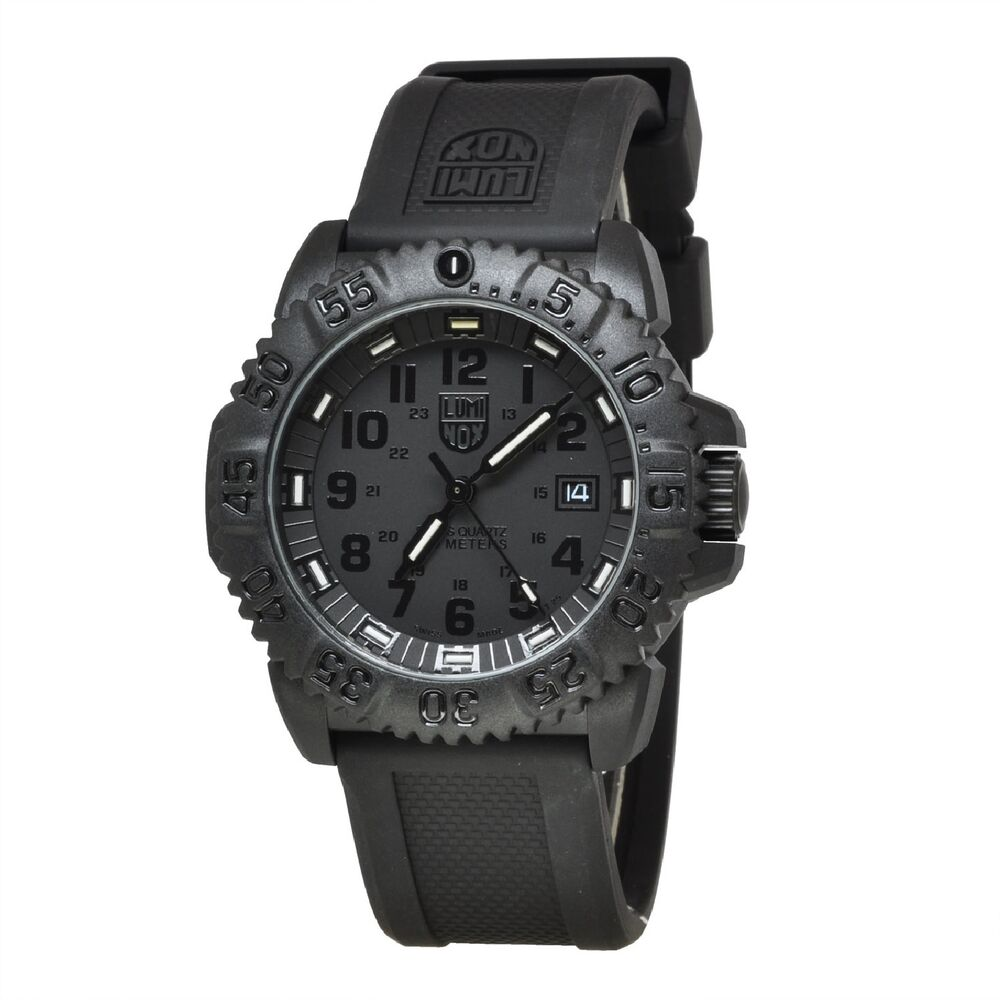 Luminox navy seal colormark 3051bo watch 7611382560216 ebay for Luminox watches