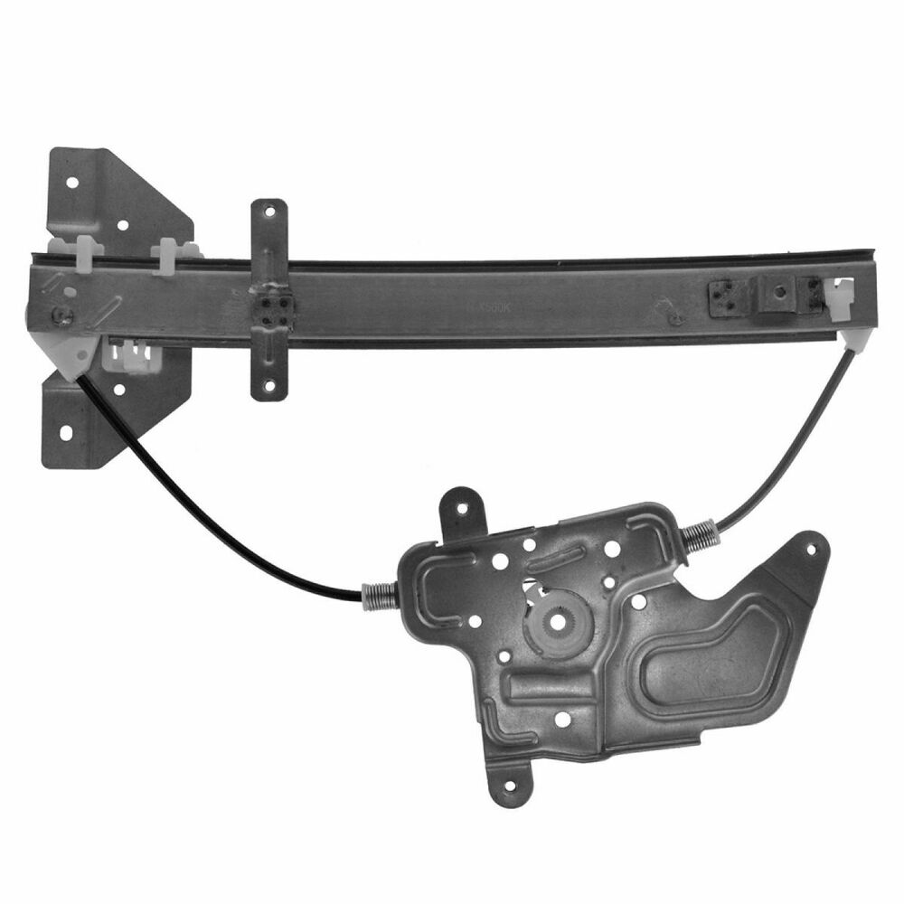 Power window regulator rear rh passenger for oldsmobile alero pontiac grand am ebay for 1999 pontiac grand am window regulator