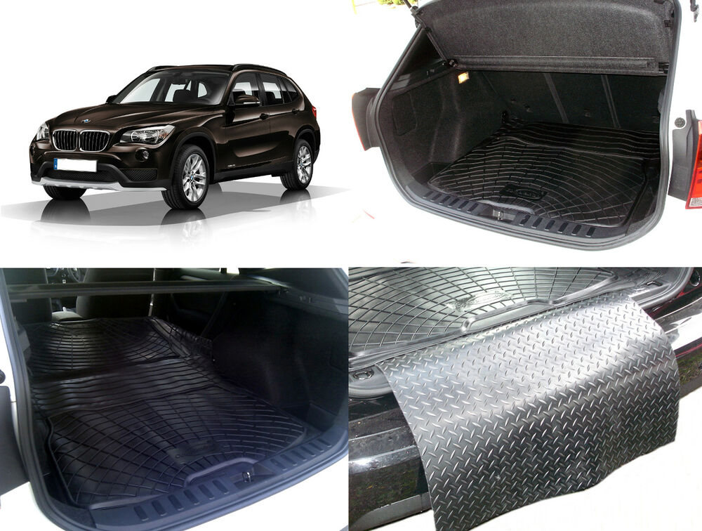Bmw X1 E84 F48 2009 Natural Rubber Bootliner Load Dog