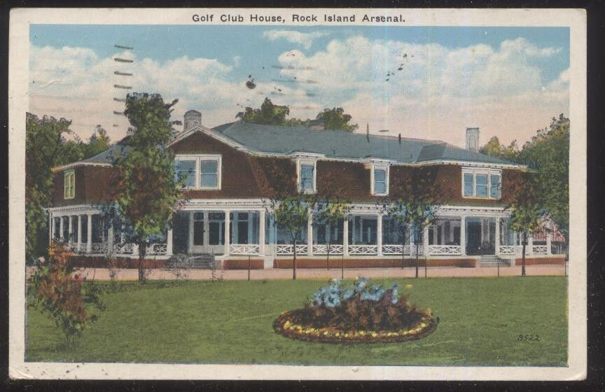 Rock Island Arsenal Golf Club
