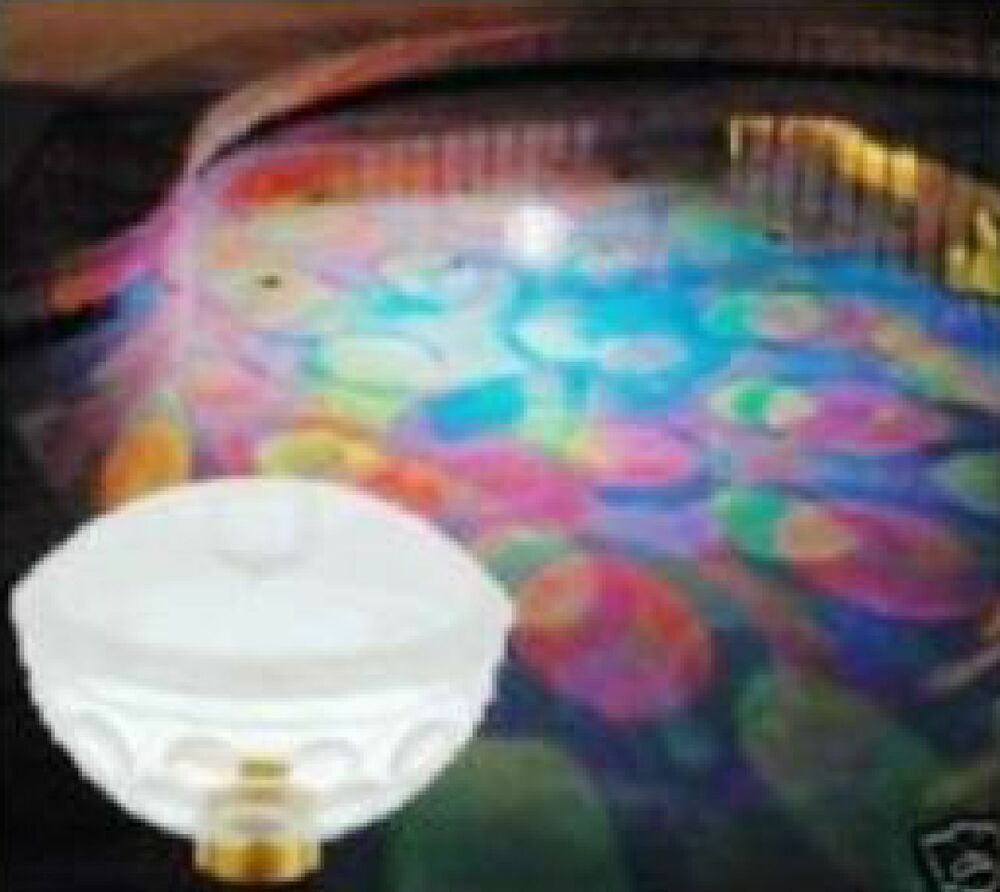 Underwater light show pool spa hot tub pools spas tubs ebay for Pool light show waikiki