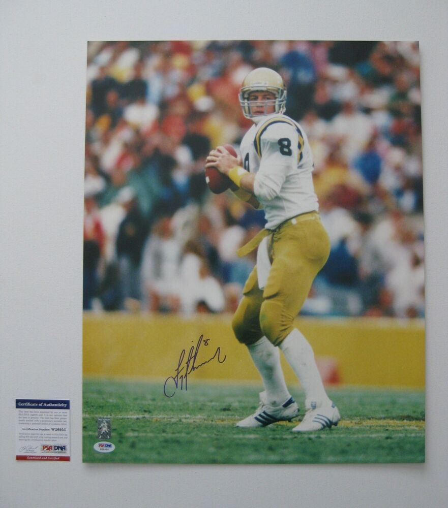 foto de TROY AIKMAN signed/autographed UCLA BRUINS 16x20 Photo