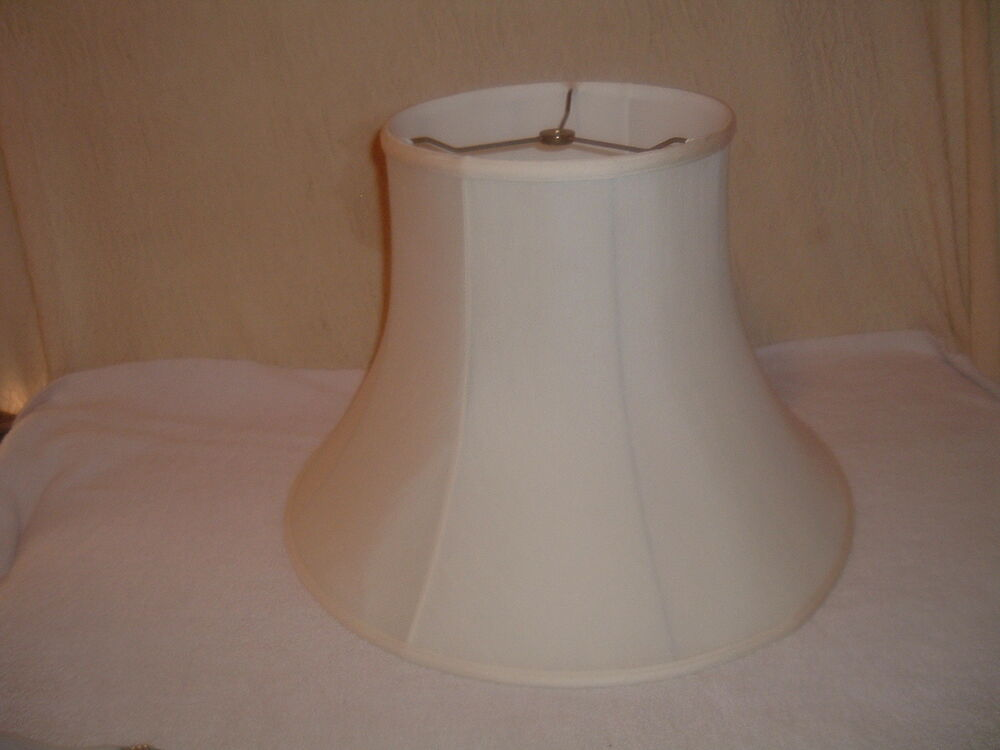 """Vintage Lined Lamp Shade 18 1/4"""" Diameter 13"""" Tall ..."""