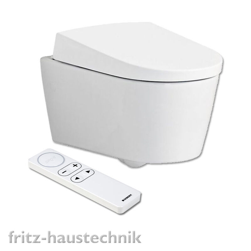 geberit aquaclean sela dusch wc komplettanlage wand wc aqua clean ebay. Black Bedroom Furniture Sets. Home Design Ideas