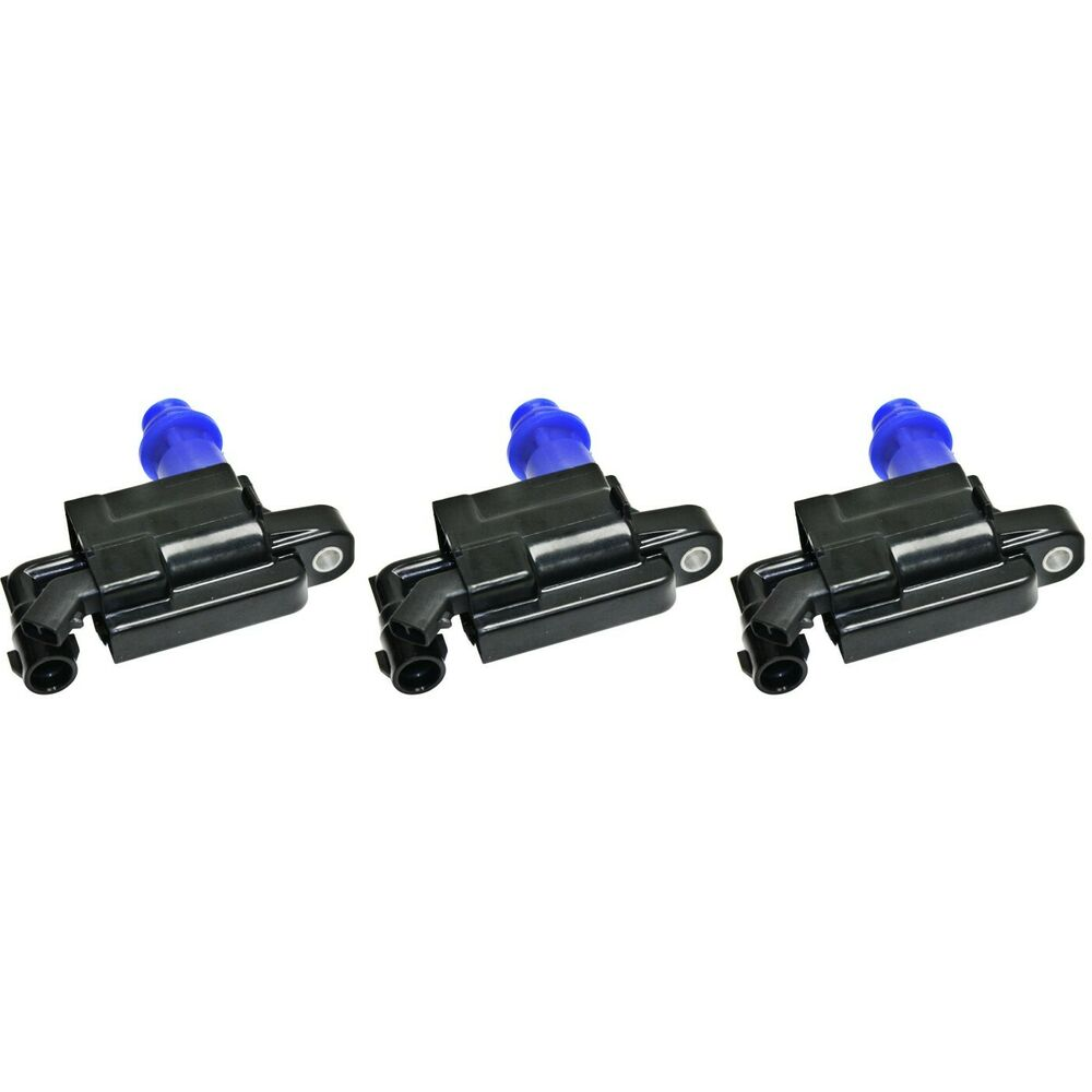 Ignition Coils Set Of 3 For Lexus GS300 IS300 SC300 V6 3