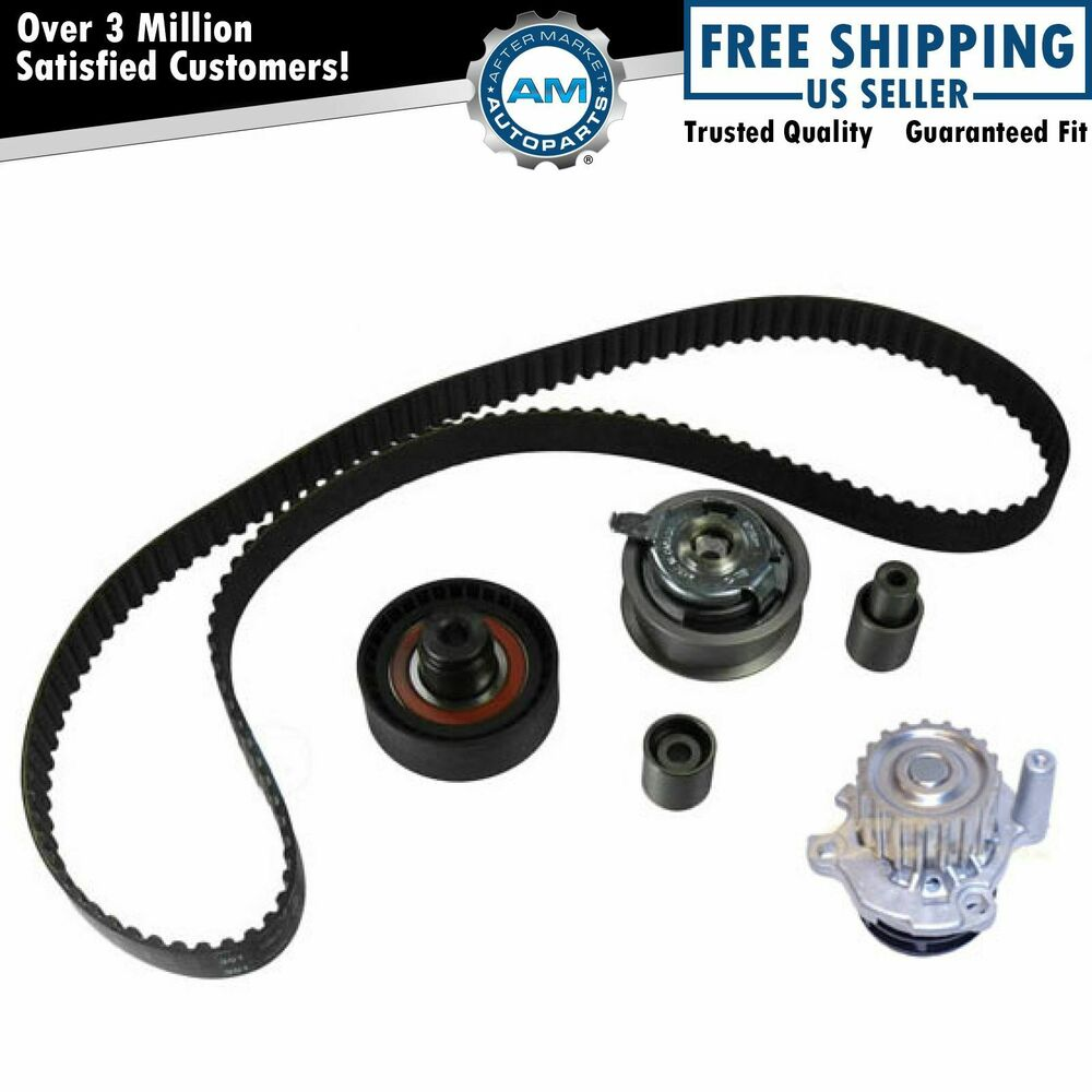 Timing Belt Amp Component Kit W Water Pump Set For Beetle