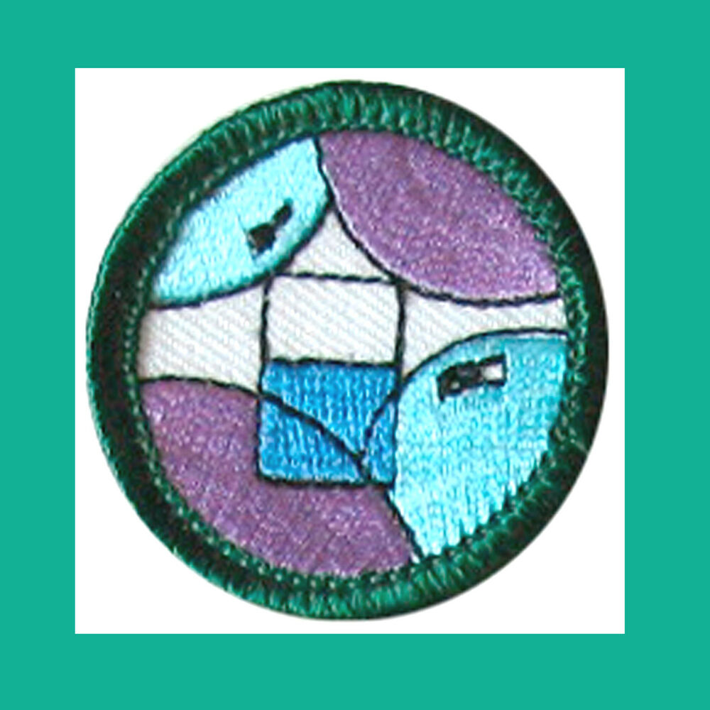 Girl Scout Patches - GIRLS SCOUT FUN PATCHES