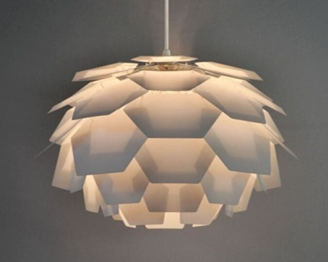 retro style artichoke ceiling pendant light lamp shade lights ebay