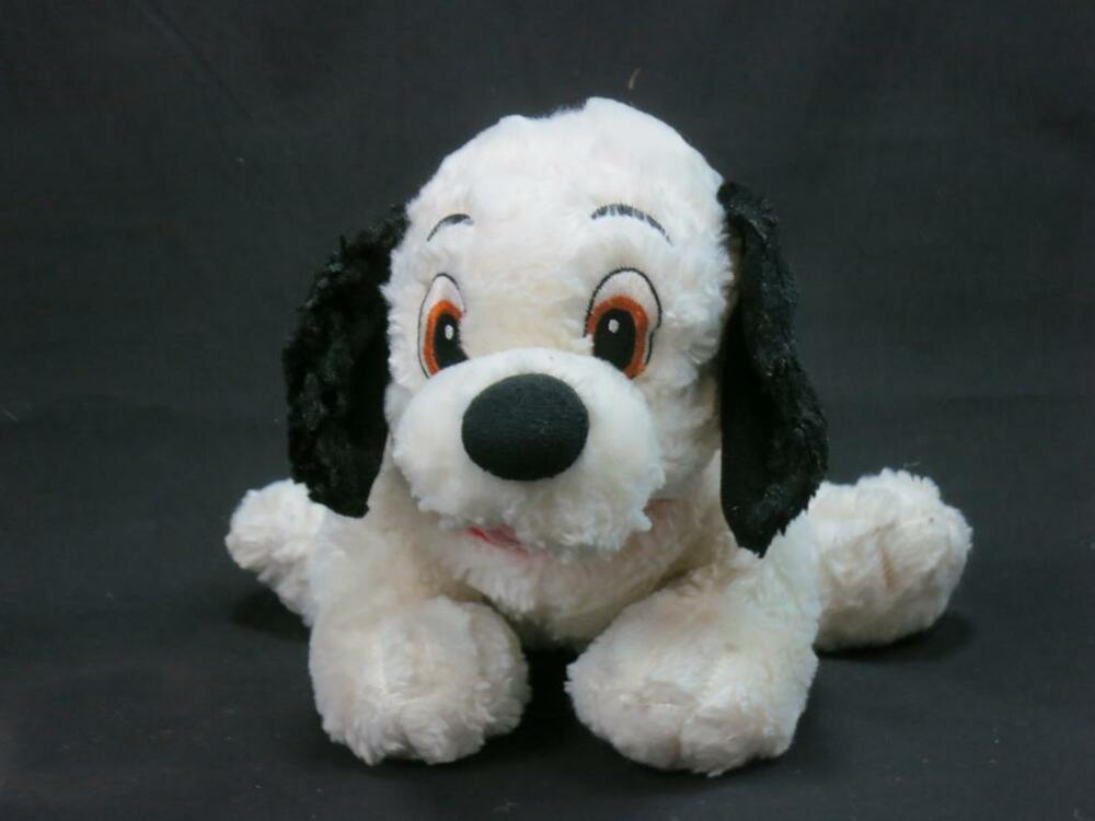 Stuffed Dalmatian Dog Toy
